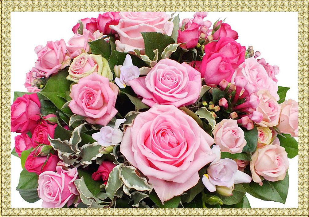 Букеты роз фото красивые огромные