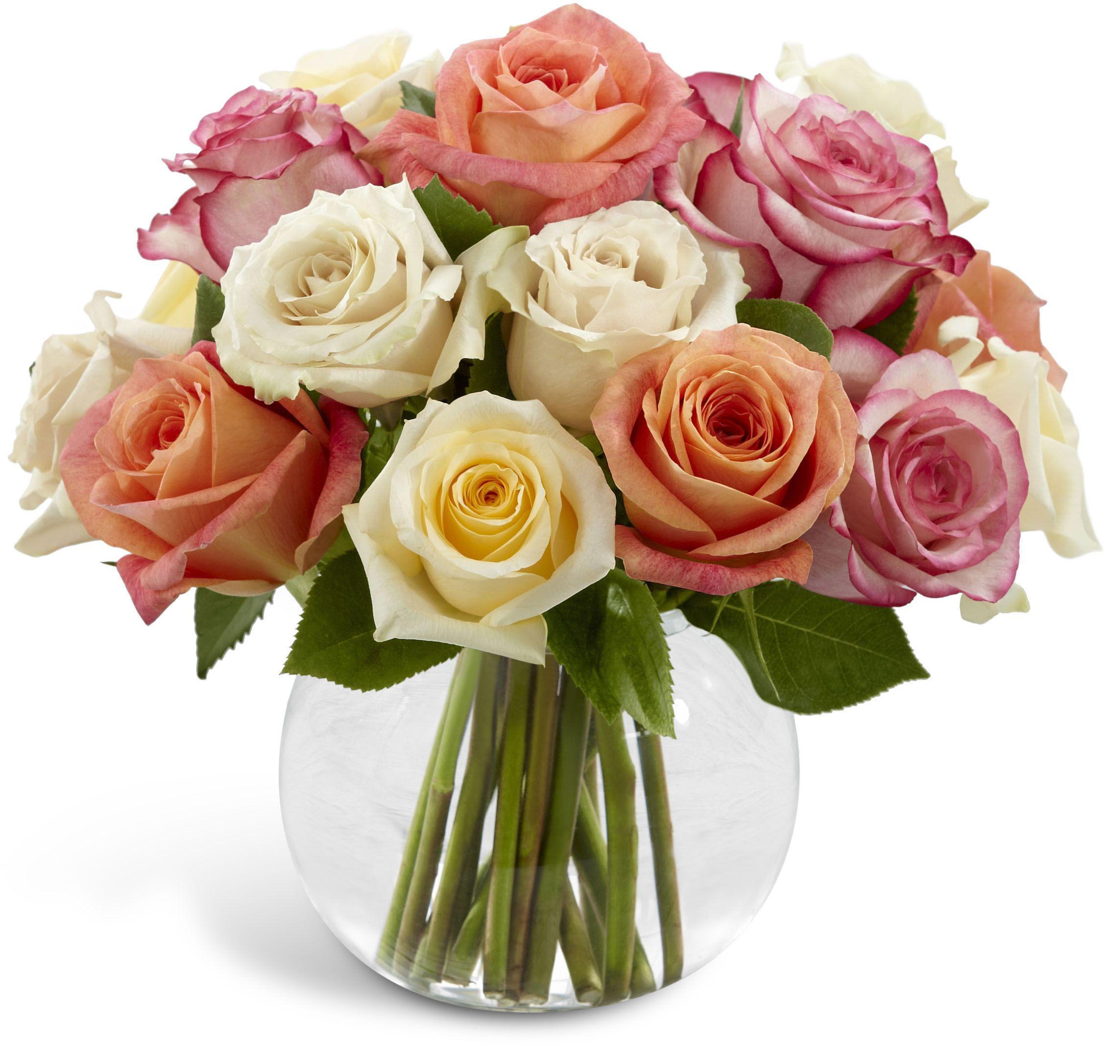Фото цветов разных в букете