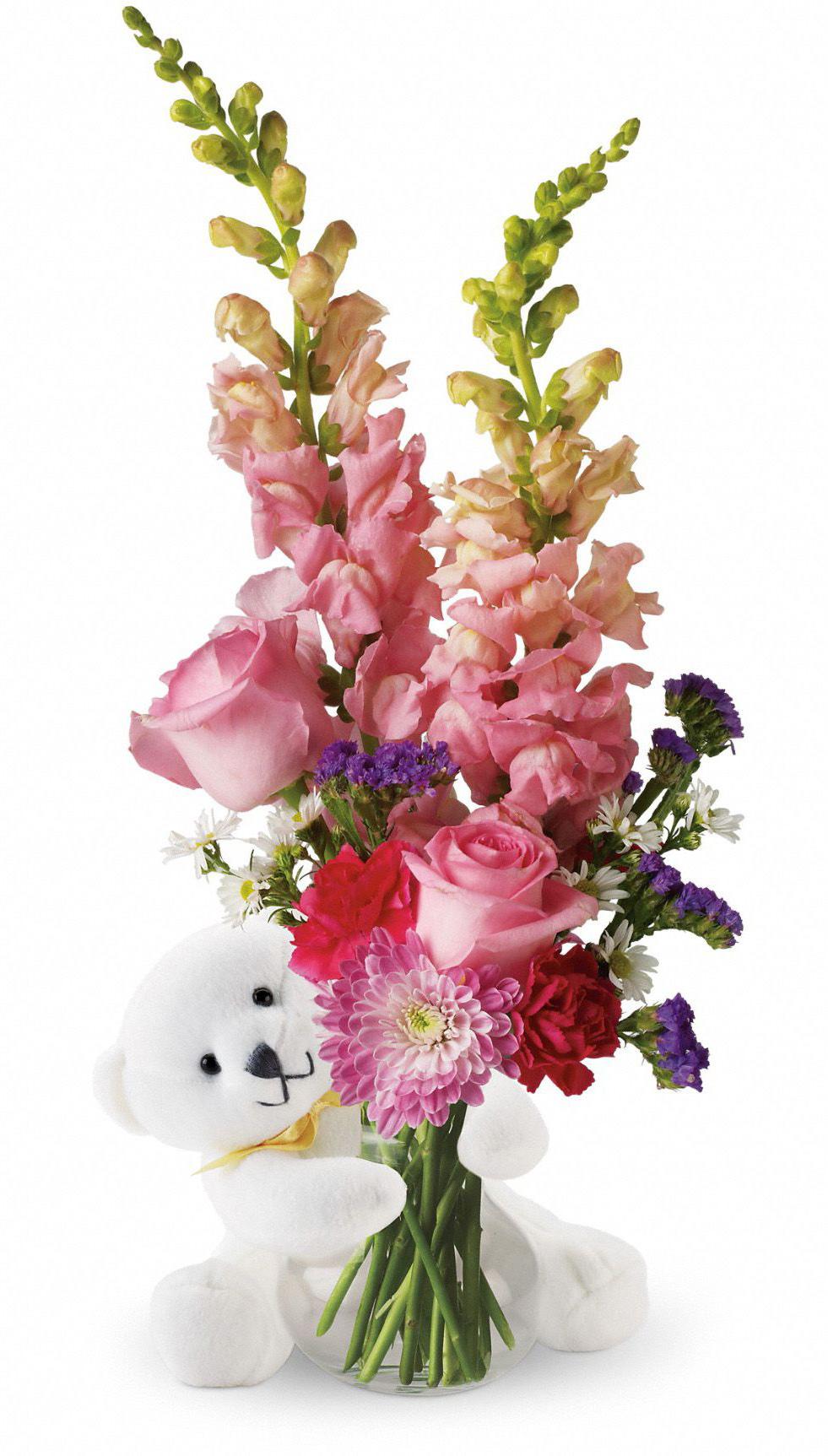 Цветы букеты на открытках