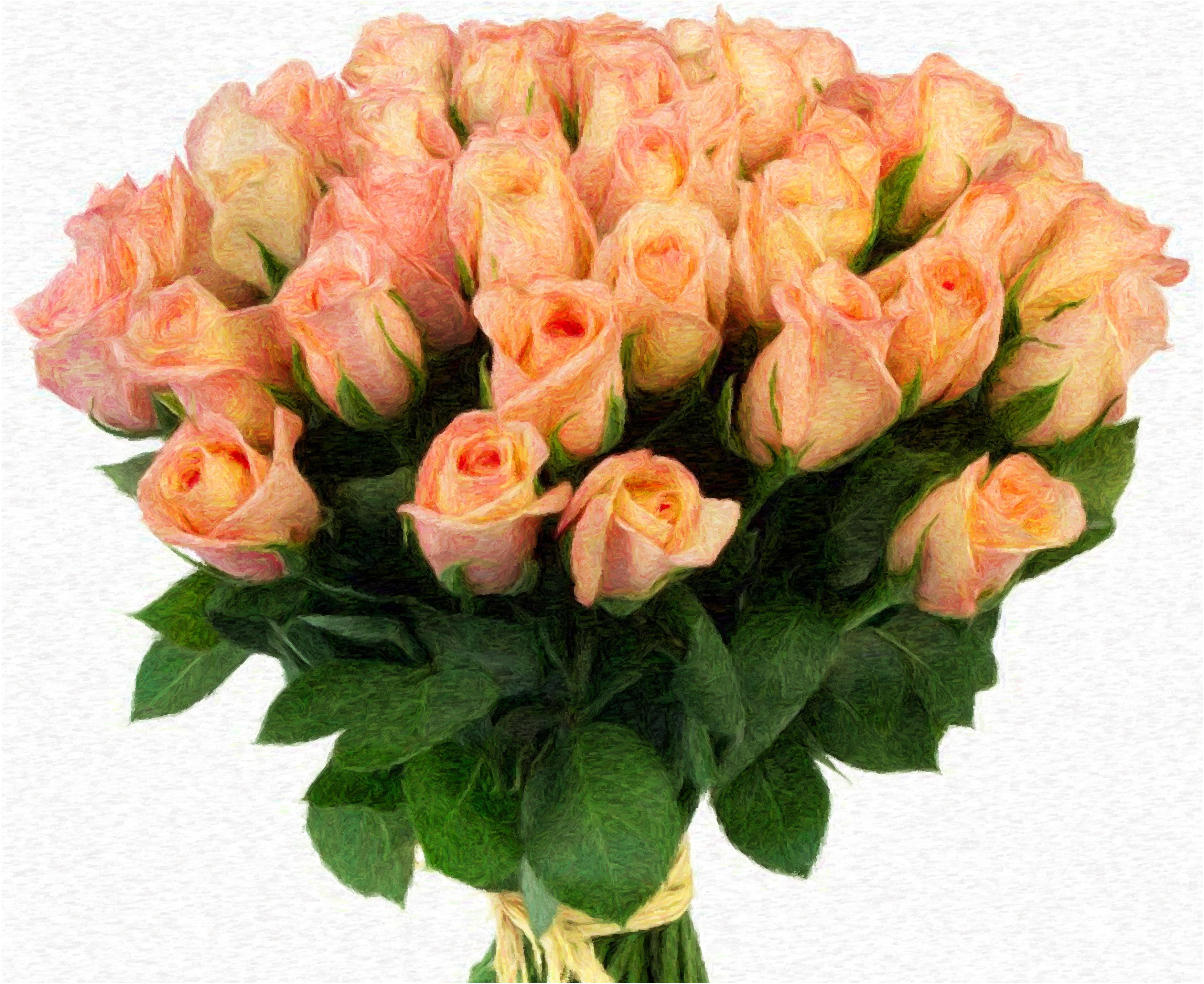 Красивые фото цветов букетов