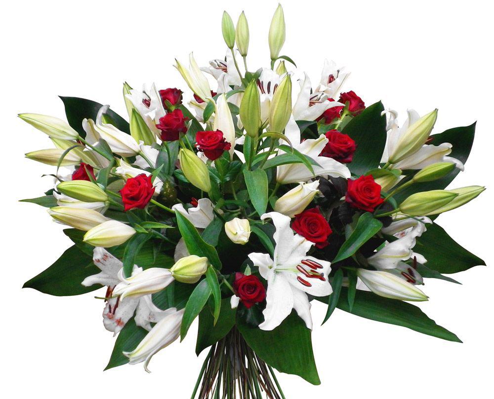 for Bouquet de fleurs savon