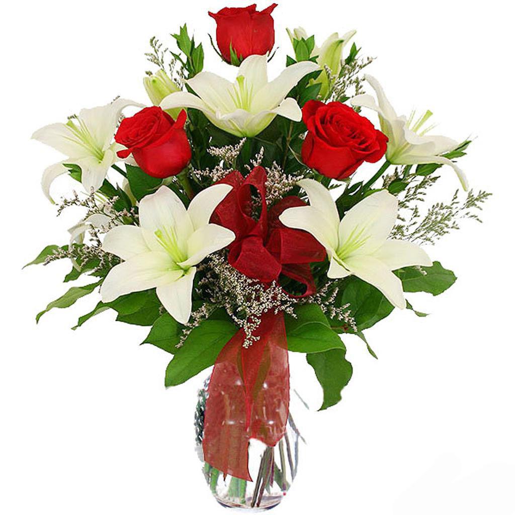 Красивый букет цветов картинка
