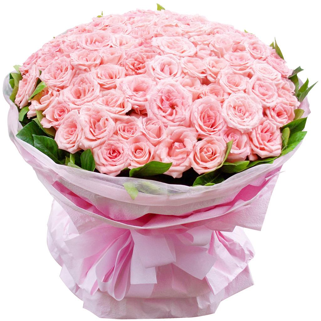 С днем рождения огромный букет роз