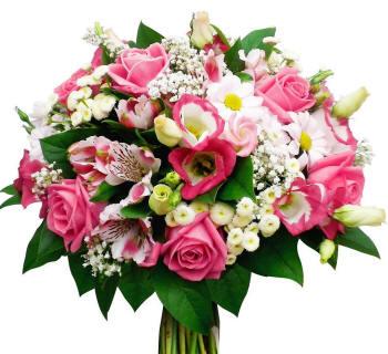 цветы на день рождения девушке
