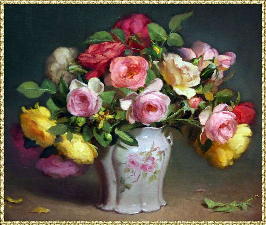 Обои свадебные цветы на рабочий стол