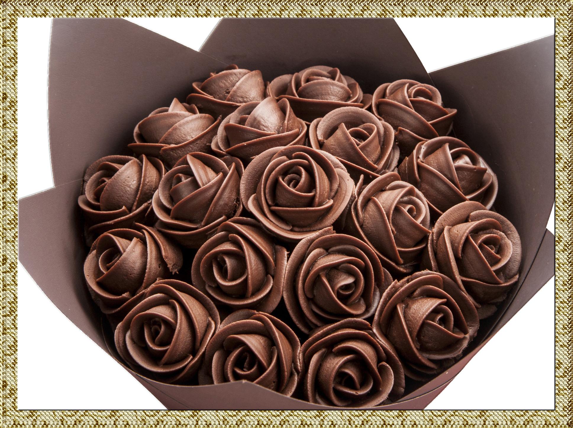 Поделки на торт из шоколада