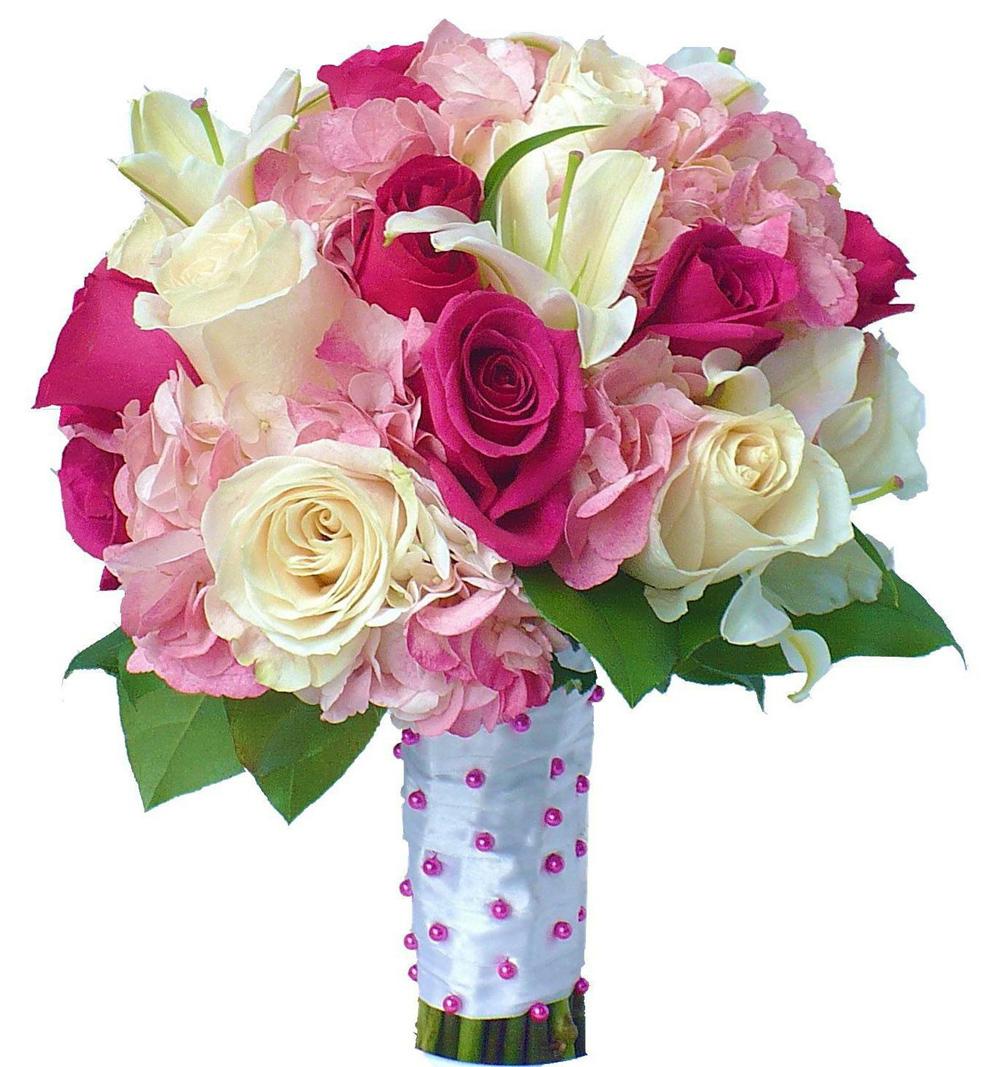 вставить букет цветов в фото что кабан